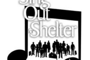 Save the Date for Sing Out for Shelter