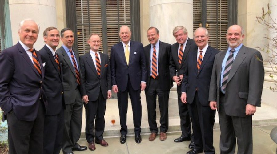 Augmented 8 Sings at Gala Honoring Justice Kennedy