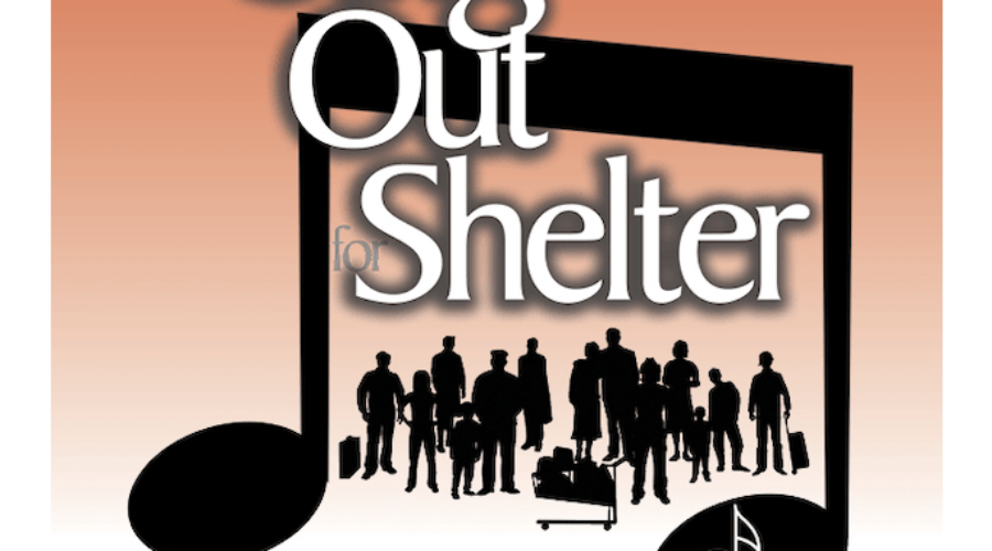 29th Annual Sing Out for Shelter Goes Virtual, Plans Undaunted